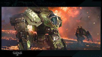Halo Wars 2 Blitz Cyclops