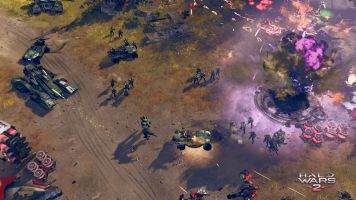 Halo Wars 2 Campaign A New Enemy Final Blow