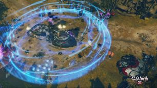 Halo Wars 2 Campaign Ascension Spinning Sentinel