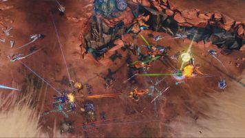Halo Wars 2 MP Ashes Sentinel Swarming