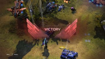 Halo Wars 2 MP Frontier Victory