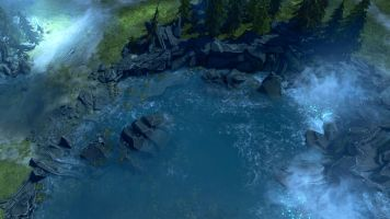Halo Wars 2 MP Rift Nice Water