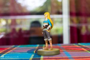 Amiibo Zelda (Zelda Breath of the Wild)