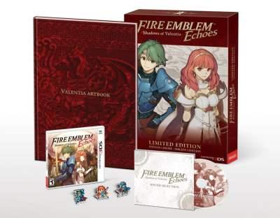 Collector Fire Emblem Echoes sur 3DS