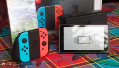 La Nintendo Switch et ce fameux Zelda...