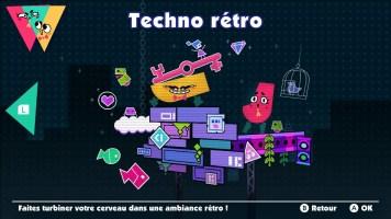 Le monde Techno Rétro est mon préféré moi ^^ !