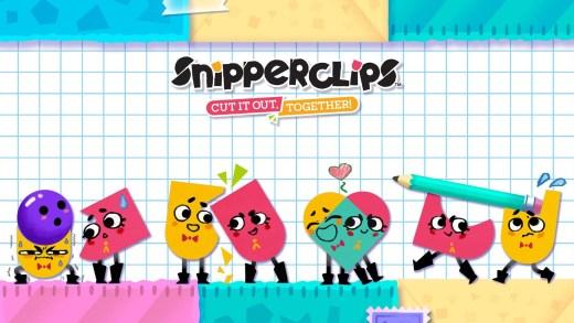 SnipperClips est une jolie surprise de l'eShop !