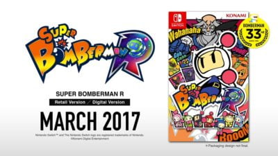 Avouez, ça donne envie d'acheter ce Bomberman R !