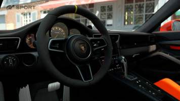 Gran Turismo Sport sur PS4 (Avec Porsche)