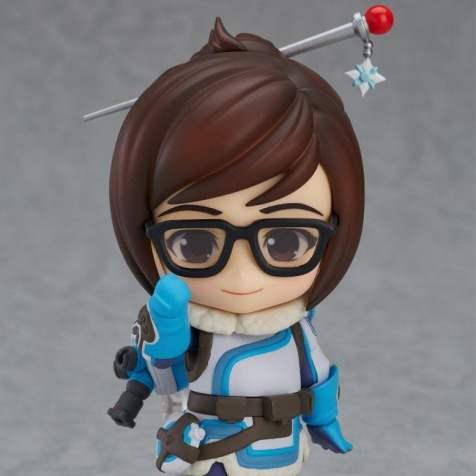 La (très mignonne) Nendoroid Mei ^^ !