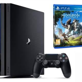 La PS4 pro enfin en promo !