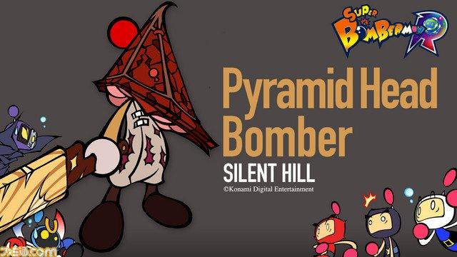 SilentHill Bomber