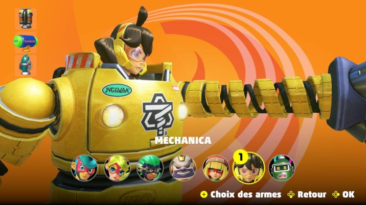 Mechanica (ARMS)