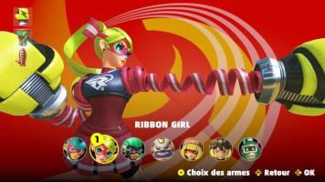Ribbon Girl (ARMS)