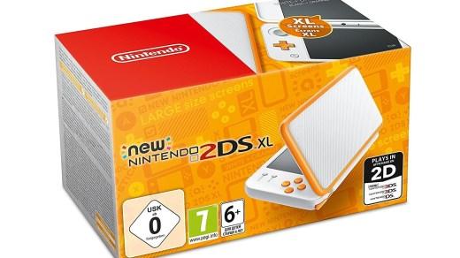 La new 2DS XL est enfin en précomande !