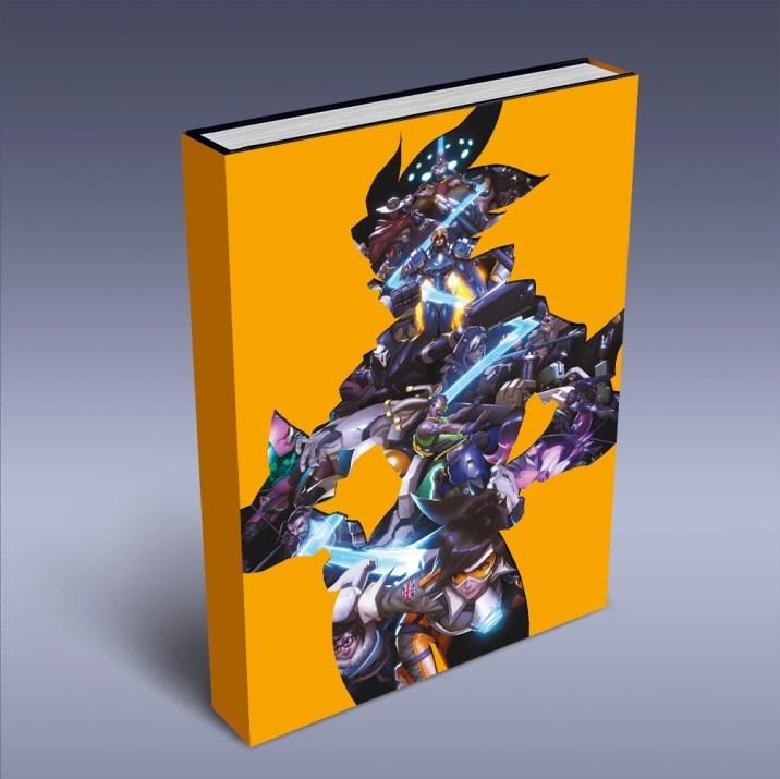 Artbook collector Overwatch