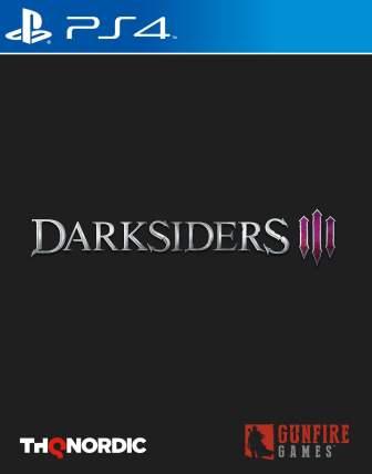 DarkSiders III Cover
