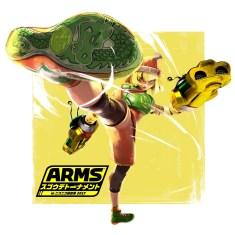 Fan Art ARMS (1)