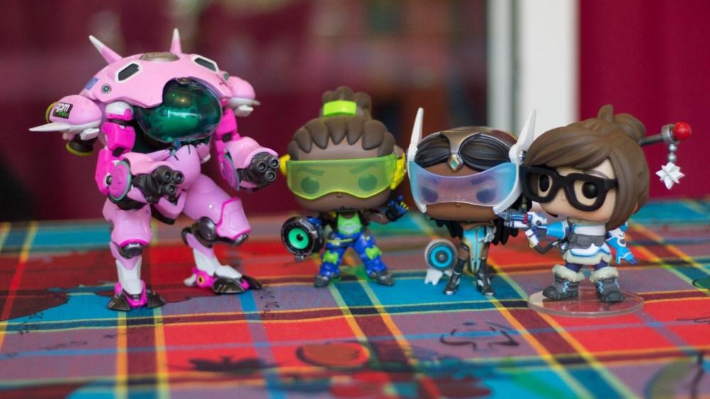 La collection complète des Funko Pop Overwatch vague 2 (ou presque)