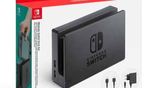 Envie d'un second dock pour votre Switch ?
