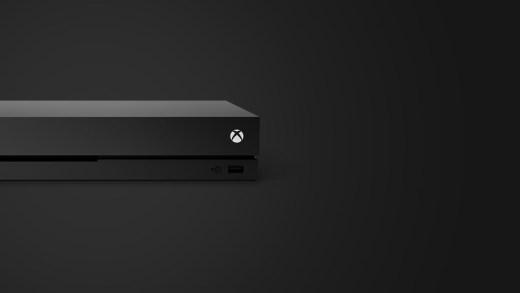 Ca y est ! La Xbox One X est présentée par Microsoft (project Scorpio) !