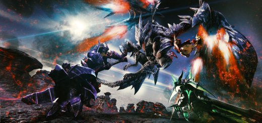 Monster Hunter XX sur Nintendo Switch