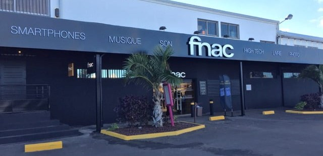 Des magasins FNAC aux Antilles prochainement !
