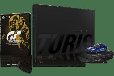 L'édition collector de Gran Turismo Sport