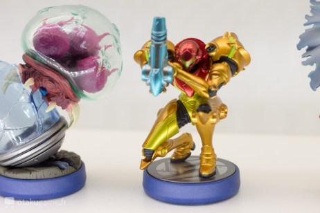 Amiibo Samus Return
