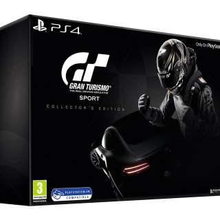 L'édition collector de Gran Turismo Sport est déjà en précommande !