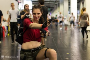 Cosplay Tomb Raider Gamescom 2017