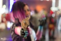 Cosplay Sombra Gamescom 2017