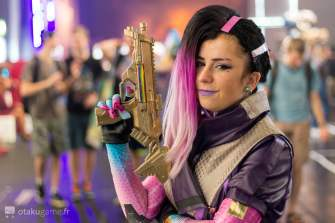 Gamescom 2017 - Cosplay - 3608