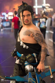 Gamescom 2017 - Cosplay - 3610