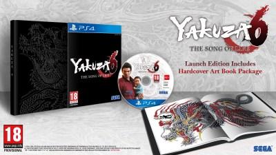 Edition limitée de Yakuza 6