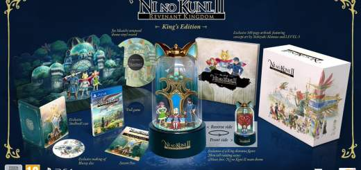 L'édition collector de Ni No Kuni II !