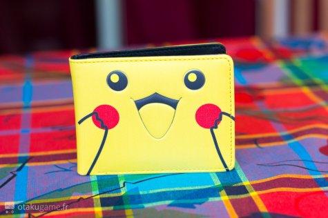 Portefeuille Pikachu Bioworld