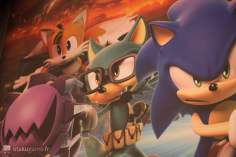 Stand Sonic Force