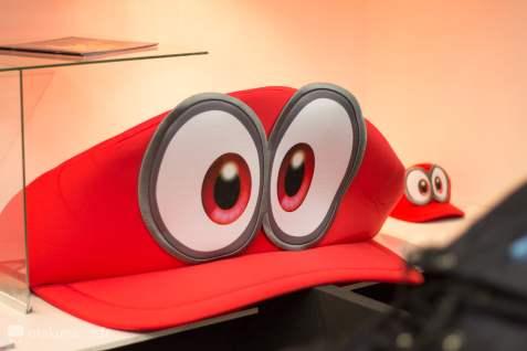 Casquette géante Super Mario Odyssey Bioworld