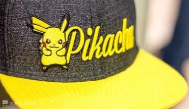Casquette Pokémon Pikachu Bioworld