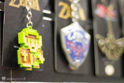 Porte-clefs Zelda Bioworld