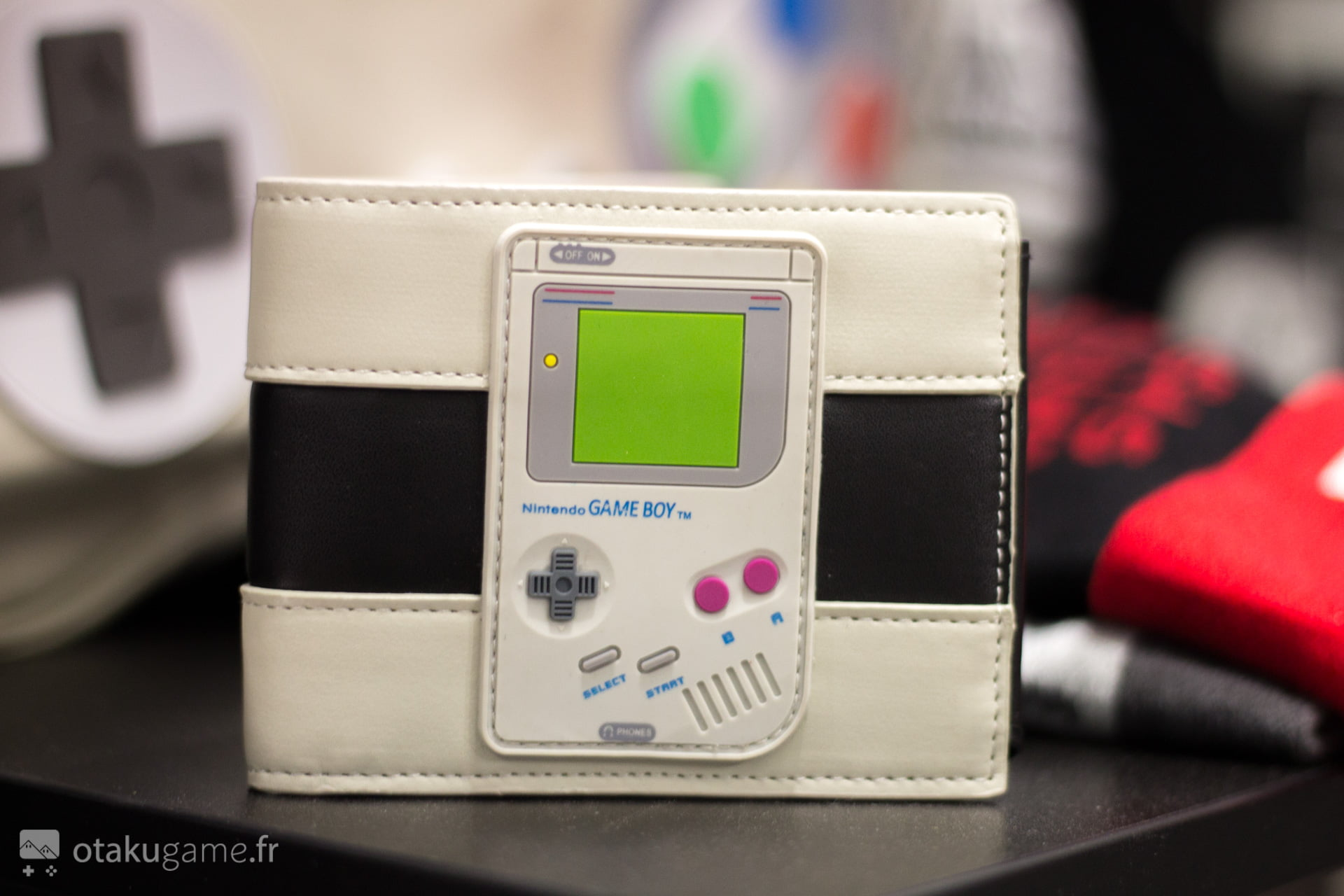 Portefeuille Gameboy Bioworld
