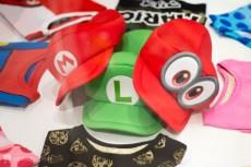 Casquette Super Mario Odyssey Bioworld