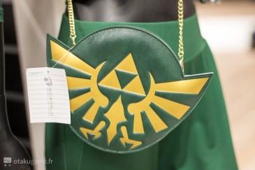Sac Zelda femme Bioworld