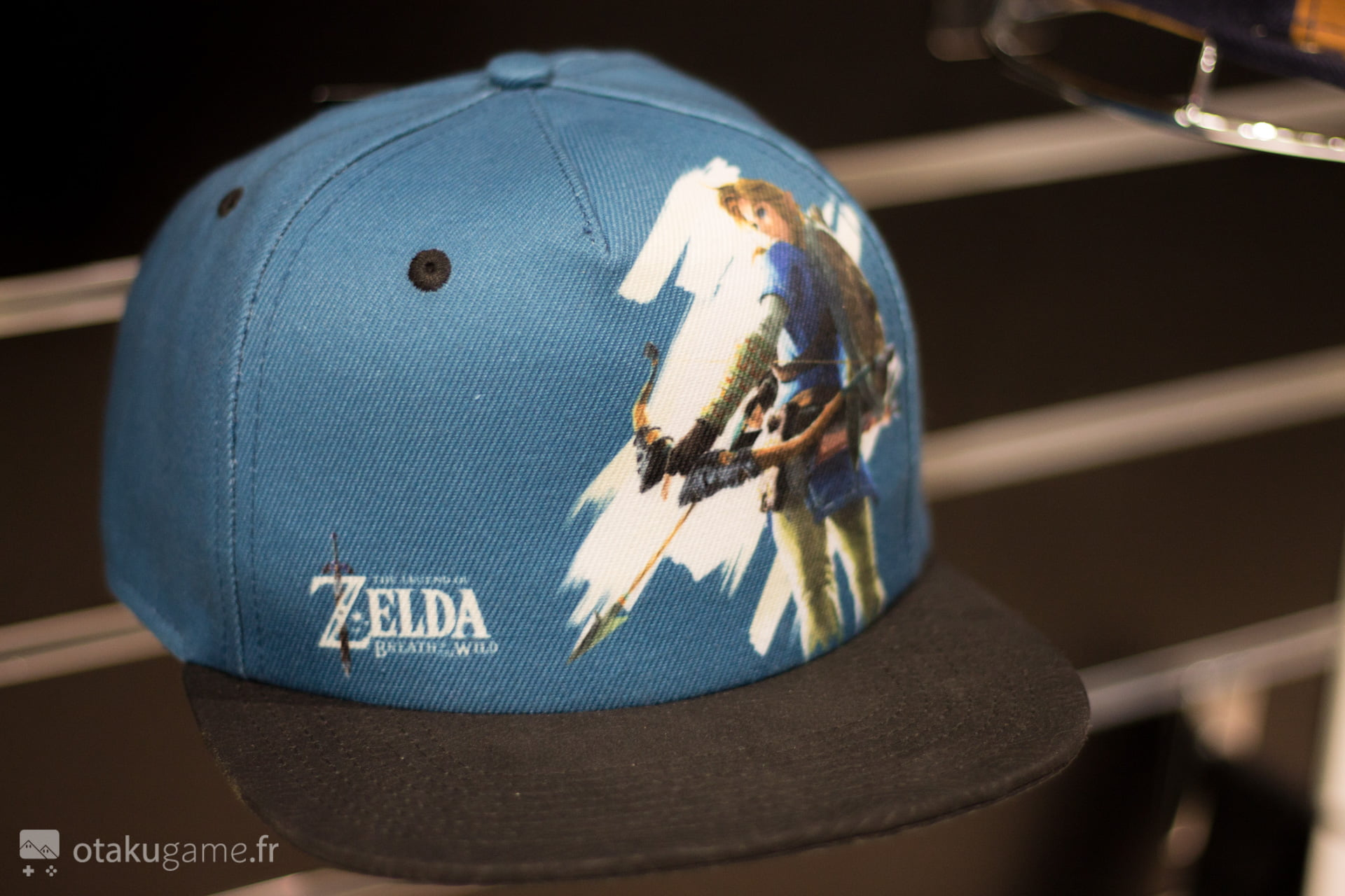 Casquette SCasquette Zelda Breath of The Wild Bioworlduper Mario Bioworld Japanese