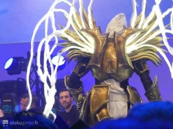 Gamescom 2017 - Concours de cosplay Blizzard