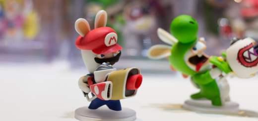 La Gamescom 2017, c'est également l'occasion d'acheter plein de figurines !