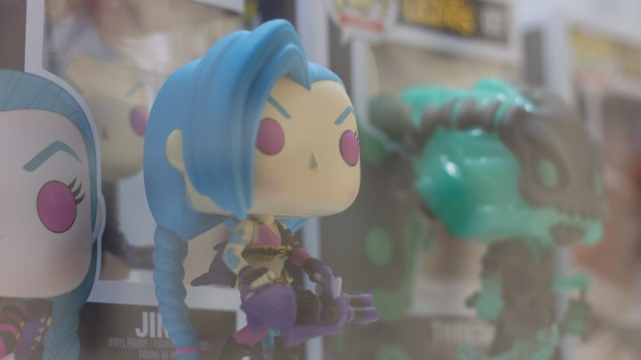 Les figurines Funko Pop de la série League of Legends font partie des plus populaires ;) !