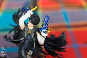 Amiibo de Bayonetta
