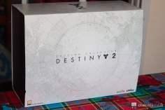 Boîte du collector de Destiny 2